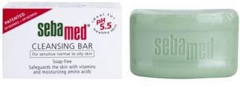 Sebamed Wash Syndet Bar for Sensitive, Normal to Oily Skin
