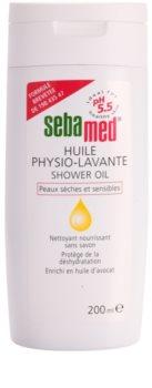 Sebamed Wash huile de douche pour peaux sèches et sensibles