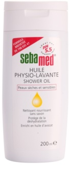 Sebamed Wash душ масло за суха и чувствителна кожа
