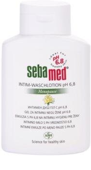 Sebamed Wash emulsione per l'igiene intima in menopausa pH 6,8