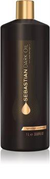 Sebastian Professional Dark Oil feuchtigkeitsspendender Conditioner für glänzendes und geschmeidiges Haar