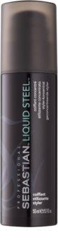 Sebastian Professional Liquid Steel gel para cabello con fijación fuerte