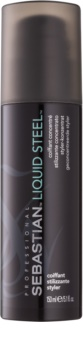 Sebastian Professional Liquid Steel gel za lase z močno fiksacijo