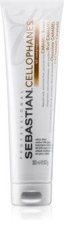 Sebastian Professional Cellophanes máscara para devolver o brilho ao cabelo pintado