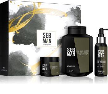Sebastian Professional SEB MAN подаръчен комплект (за мъже)