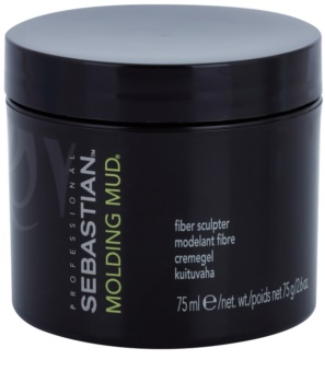 Sebastian Professional Molding Mud pasta moldeadora para cabello duro, áspero y seco