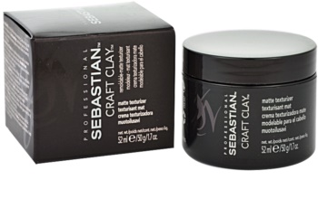 Sebastian Professional Craft Clay Modeling Clay for All Hair Types