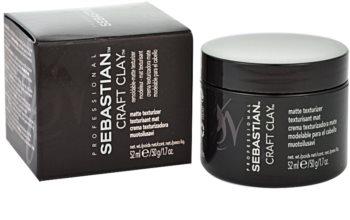 Sebastian Professional Craft Clay Muovailuvaha Kaikille Hiustyypeille