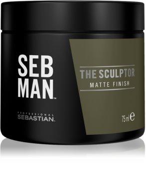 Sebastian Professional SEB MAN The Sculptor Argila para dar textura mate ao cabelo