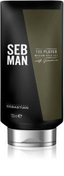 Sebastian Professional SEB MAN The Player gel de cabelo para fixação natural