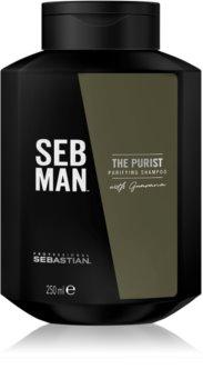 Sebastian Professional SEB MAN The Purist shampoo detergente