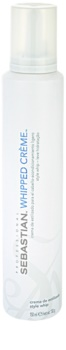 Sebastian Professional Whipped Cream Styling Foam For Wavy Hair And Permanent Waves