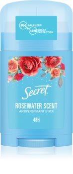 Secret Rosewater tuhý antiperspirant