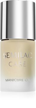 Semilac Care Nail & Cuticle Elixir huile nourrissante ongles et cuticules