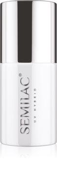 Semilac Paris UV Hybrid Super Cover vysoce krycí lak na nehty