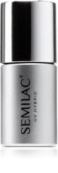 Semilac Paris UV Hybrid Dream Long Base гел-лак за удължаване на ноктите с витамин Е