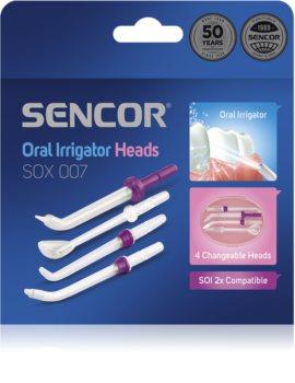 Sencor SOX 007 náhradní hlavice pro ústní sprchu