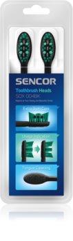 Sencor SOX 004BK Ersättningshuvuden för tandborste