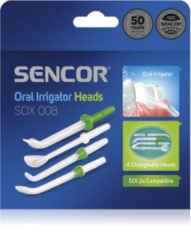 Sencor SOX 008 náhradní hlavice pro ústní sprchu