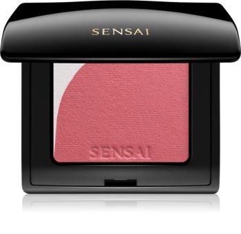 Sensai Blooming Blush Rouge für strahlende Haut mit Pinselchen