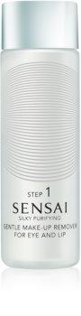 Sensai Silky Purifying Step One proizvod za skidanje šminke za oči i usne