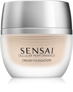 Sensai Cellular Performance Cream Foundation kremasti tekoči puder SPF 15