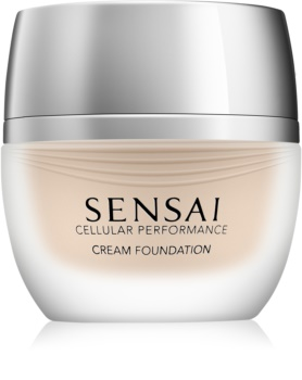 Sensai Cellular Performance Foundations kremasti puder SPF 15