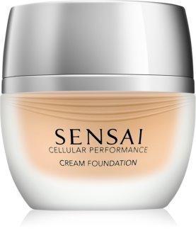 Sensai Cellular Performance Cream Foundation krémový make-up SPF 15