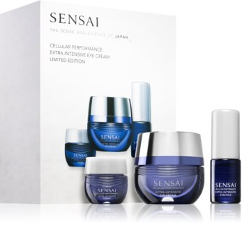 Sensai Cellular Performance Extra Intensive Eye Cream set de cosmetice pentru ten neted