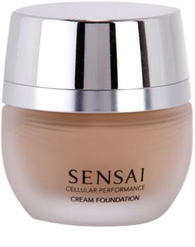 Sensai Cellular Performance Foundations fond de teint crème SPF 15