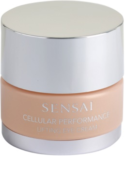 Sensai Cellular Performance Lifting crema para contorno de ojos con efecto lifting