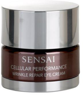 Sensai Cellular Performance Wrinkle Repair krema proti gubam za predel okoli oči
