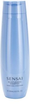 Sensai Hair Care șampon cu efect de hidratare