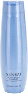 Sensai Hair Care šampon s hydratačním účinkem