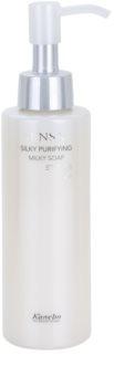 Sensai Silky Purifying Step 2 хидратиращ почистващ сапун за суха или много суха кожа