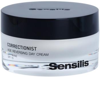 Sensilis Correctionist crema de día contra las primeras arrugas SPF 15