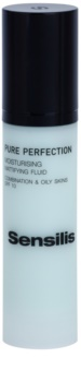Sensilis Pure Perfection vlažilni fluid z mat učinkom