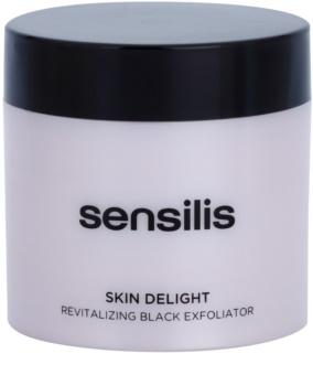Sensilis Skin Delight Revitalizing Black Exfoliator