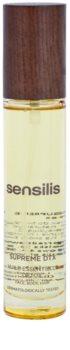 Sensilis Supreme DTX óleo regenerador com efeito desintoxicante para rosto, corpo e cabelo