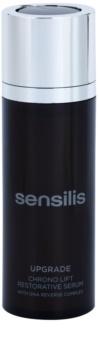 Sensilis Upgrade Chrono Lift concentrado intensivo e rejuvenescedor para estimular a produção de colagénio e elastina