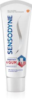 Sensodyne Sensitivity & Gum зубная паста для чувствительных зубов