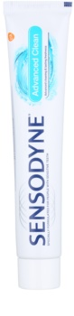 Sensodyne Advanced Clean Fluoride Toothpastes For Complete Protection Of Teeth