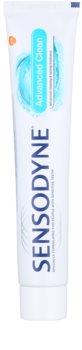 Sensodyne Advanced Clean zubná pasta s fluoridom pre kompletnú ochranu zubov