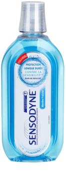Sensodyne Dental Care bain de bouche pour dents sensibles