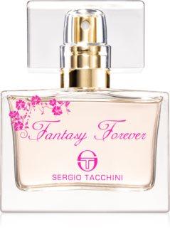 Sergio Tacchini Fantasy Forever Eau de Romantique Eau de Toilette Naisille