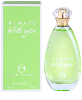 Sergio Tacchini Always With You eau de toilette para mujer