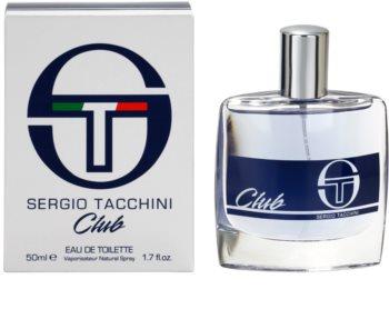 Sergio Tacchini Club Eau de Toilette voor Mannen