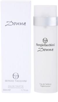 Sergio Tacchini Donna Eau de Toilette pour femme