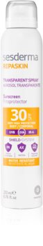 Sesderma Repaskin spray solaire transparent SPF 30