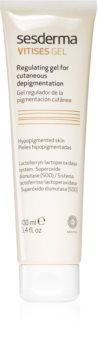 Sesderma Vitises гел, ускояващ пигментацията на лицето при лечение на витилиго